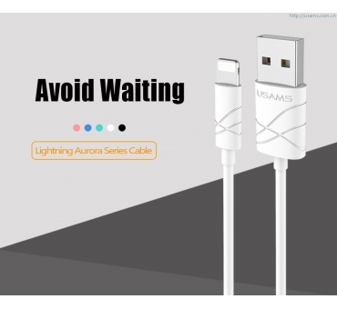 iPhone6S USB Cable U-Gee Series