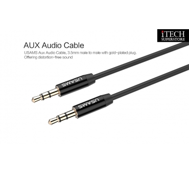 USAMS Aux Audio Cable YP-01