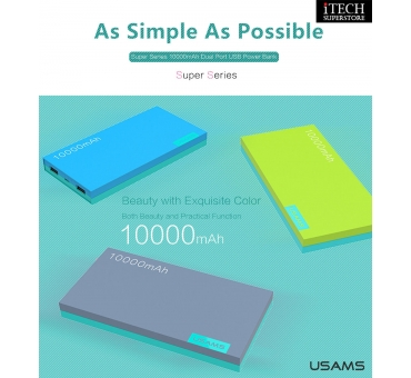 Power Bank US-CD01 10000mah -- Super Series