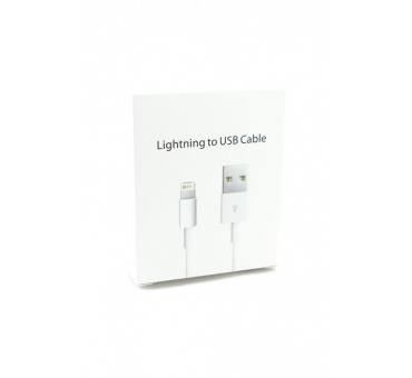 iPhone Lightning USB Cable