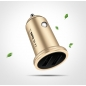3.1A Dual USB Metal Charger US-CC016