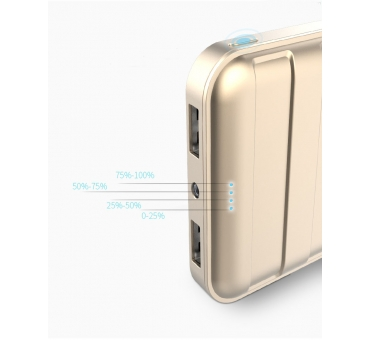 Trunk Power Bank US-CD06 10000mah