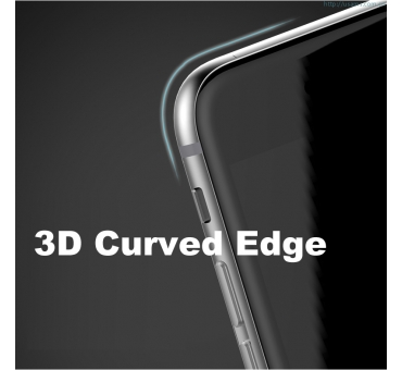 iPhone7 3D Carbon Fiber Tempered glass