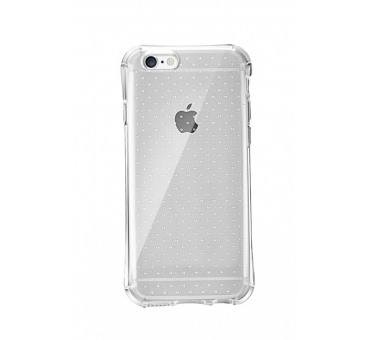 iPhone 6/6S Plus Premium Rubber Case - Clear
