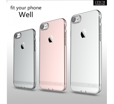 iPhone7 Ultra Thin Back Case--Primary Series