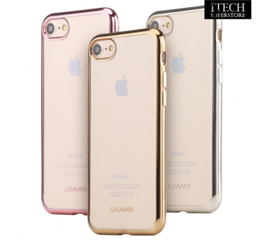 iPhone7 Plating TPU Case--Kim Series