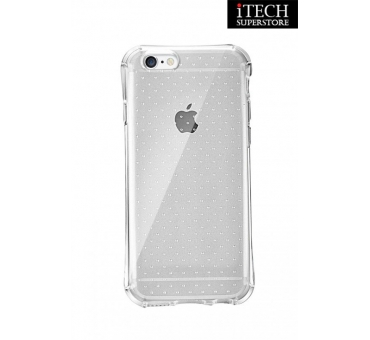 iPhone 6/6S Premium Rubber Case - Clear