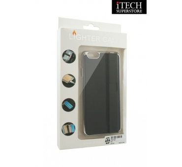iPhone 6/6S Lighter Case - Black